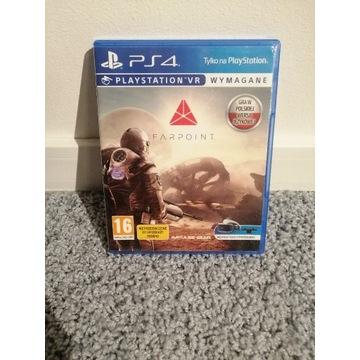 GRA FARPAINT PO POLSKU PSVR PS4