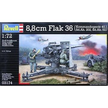 8,8 cm Flak 36 Revell 03174
