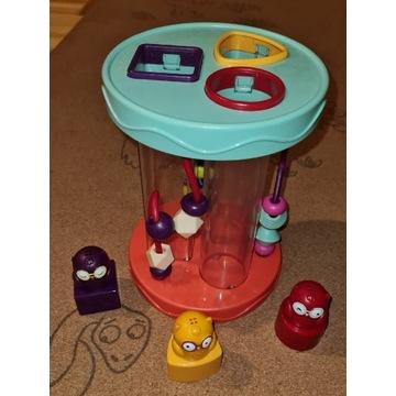 B.Toys Sorter kształtów kolorów z dźwiękiem