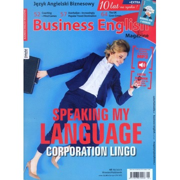 Business English Magazine  x 3