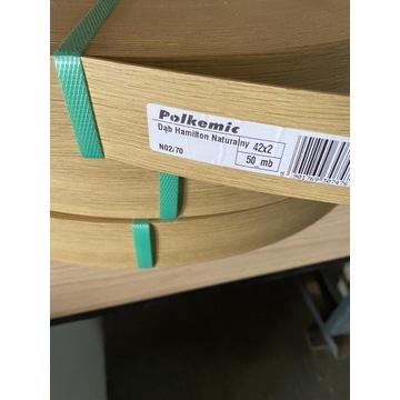 Okleina ABS Dąb Hamilton 42/2 50mb