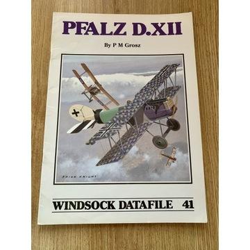 PFALZ D.XII Windsock Datafile 41