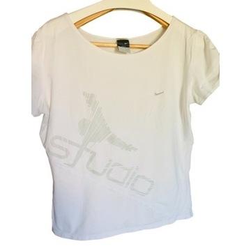 bluzka nike t-shirt 46/48 dry fit koszulka
