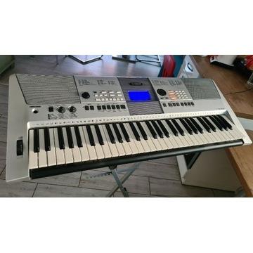 Keyboard Yamaha PSR E413 + pulpit,stojak,pokrowiec