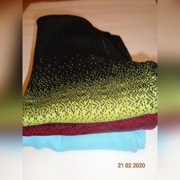 SWETER/SWETRY/GOLF/GOLFY bawełna akryl ROZM. 36/38