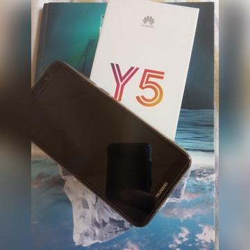 Smartfon Huawei Y5 (2018) czarny 16 GB