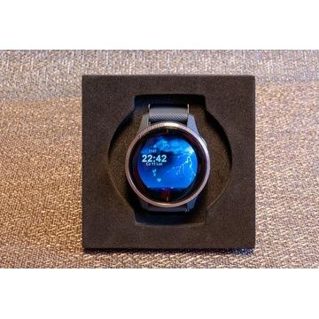 Zegarek/smartwatch Garmin Venu czarny