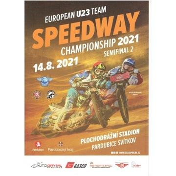 PółfinaŁ DMEJ 2021 Pardubice