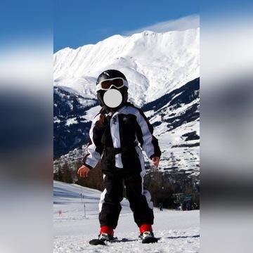 NEBULUS kombinezon narciarski rozm. 104  4-5 l