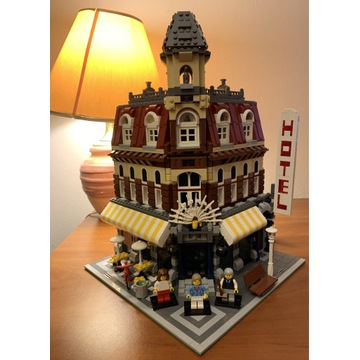Lego 10182 Coffe Corner Modular