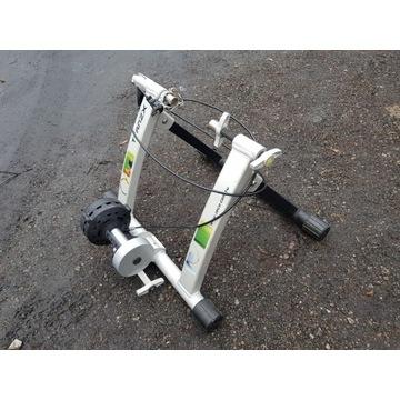 Trenażer rowerowy TRANZX - aluminium  5 biegów