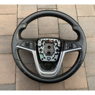 Kierownica Opel Insignia A Skóra