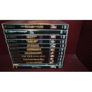 James Bond 21 części Lektor Napisy PL dvd