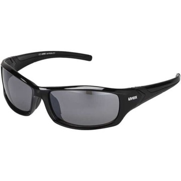 Sportstyle 211 Okulary sportowe, black Uvex