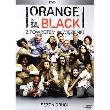 ORANGE is the new BLACK Sezon2 [5DVD]