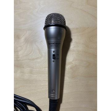 Mikrofony Silvercrest SKS 15 B1
