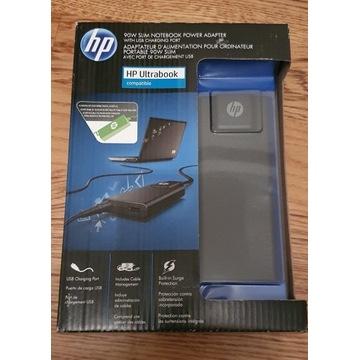 Oryginalny zasilacz HP 90W slim USB - NOWY