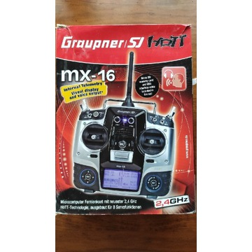 Graupner SJ HoTT MX-16