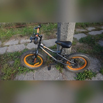 """Rower Teamraider Little Boss BMX 16"""""""