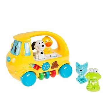 Smiki, Van, sorter muzyczny, samochód interaktywny