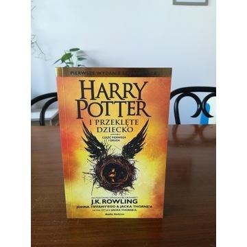 """""""Harry Potter i Przeklęte Dziecko"""", J.K. Rowling"""