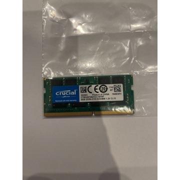 CRUCIAL 8GB DDR4 PC 2133 SODIMM RAM