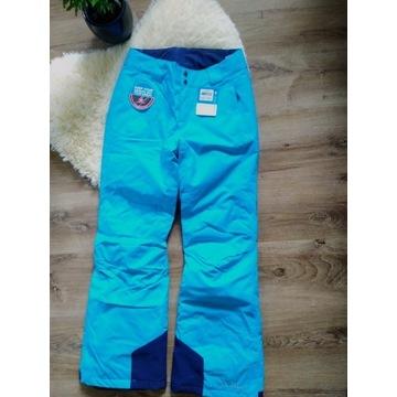 Spodnie narciarskie Columbia Bugaboo S M