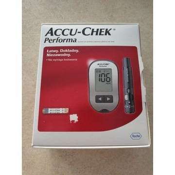 Accu chek performa glukometr
