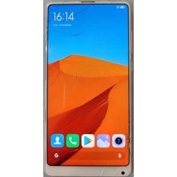 Xiaomi Mi Mix 2S biały 6/64 zbita szybka - sprawny