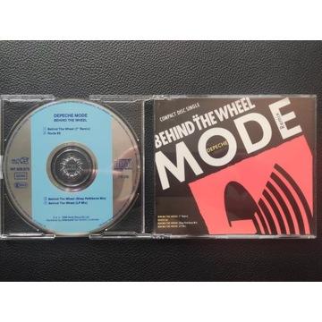 DEPECHE MODE - Behind The Wheel - MAXI CD