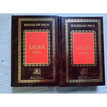 Lalka T. 1-2 komplet B. Prus - Perły literatury