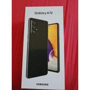 Sprzedam nowego Samsunga A72 Black