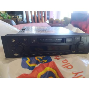Radio kasetowe Audi chorus A3 8L S3A4 B6