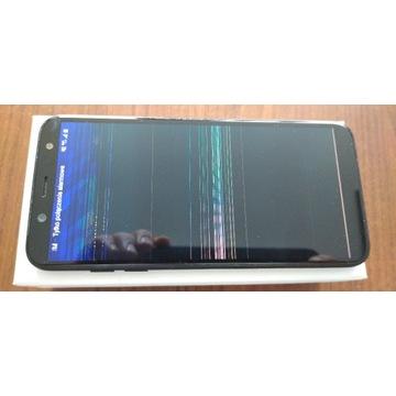 Samsung Galaxy A6 USZKODZONY
