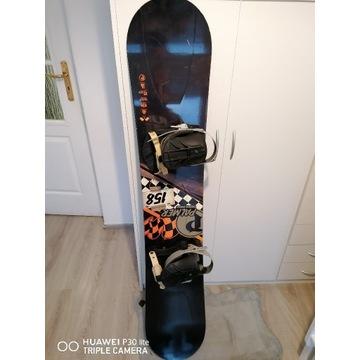 Deska snowboardowa Palmer 158