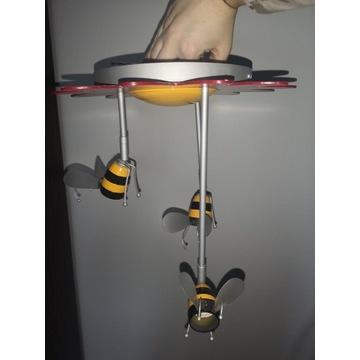 Żyrandol pszczółki