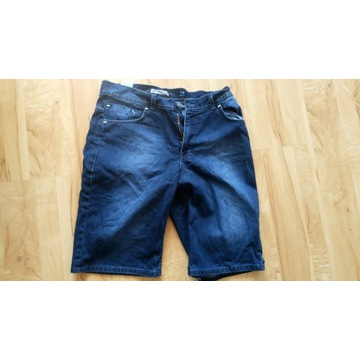 Spodenki Mass Jeans Base Regular.