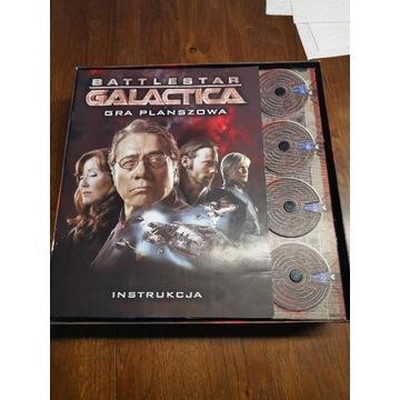 Battlestar Galactica gra planszowa ideał