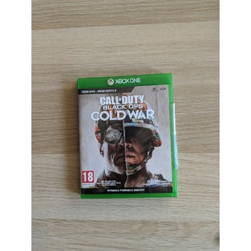Call of Duty Cold War Xbox one Xbox Series X