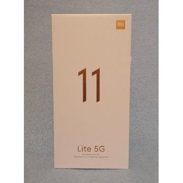 Nowy Xiaomi Mi 11 Lite 6/128GB Mint Green