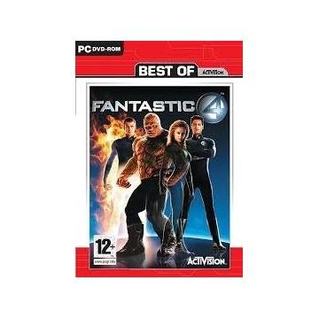Fantastic 4 Fantastyczna 4 jak NOWA