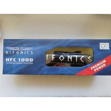 KONDENSATOR DO WZMACNIACZA 1F HIFONICS HFC 1000