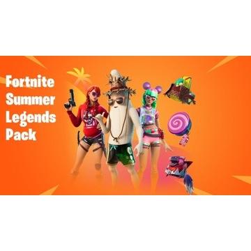 Kod do Pakietu Summer Legends (Xbox)