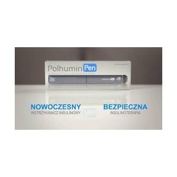 Nowy PolhuminPen  nowoczesny wstrzykiwacz insuliny