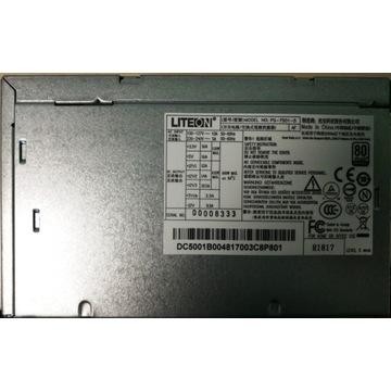 Zasilacz do komputera LITEON 500W + 80