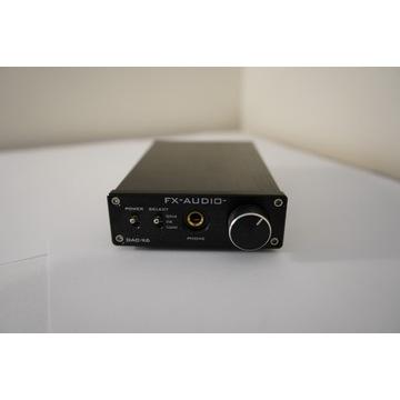 Wzmacniacz słuchawkowy FX-Audio DAC-X6