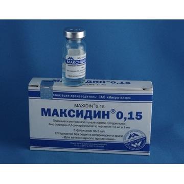 Maxidin 5*5ml