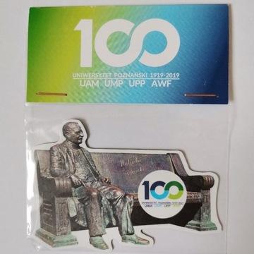 magnes 100 lat UAM