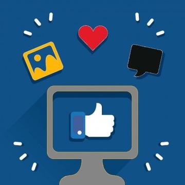 Reklama Facebook.    Ilość Odbiorców 10k