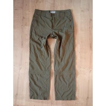 Columbia Titanium damskie spodnie trekkingowe M